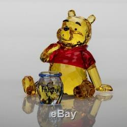 Swarovski Figurine Disney Winnie the Pooh Color 1142889