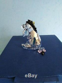 Swarovski Rare COLOURED EEYORE Winnie The Pooh Disney Retired 1142842 Boxed