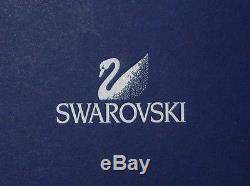 Swarovski Silver Crystal Winnie The Pooh 905768 Mint In Box 2007-2010 Retired