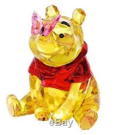 Swarovski Winnie The Pooh With Butterfly #5282928