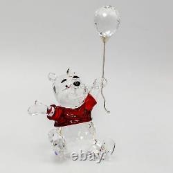 Swarovski Winnie The Pooh holding his Balloon Disney 905768
