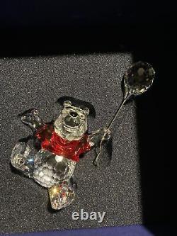 Swarovski disney figurines Winnie The Pooh