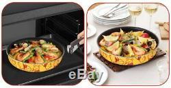 T-Fal x Disney Winnie the Pooh Pot Frying Pan Set Yellow L01791 Japan F/S New