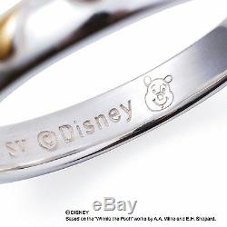 THE KISS Disney Winnie the Pooh Ring Woman's Men's DI-SR703CB each size