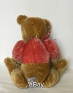 Teddy Bear Artist Jackie Melerskis Gilmur Rudley 9 1/2 Mohair Winnie the Pooh