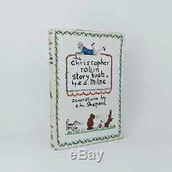 The Christopher Robin Story Book A. A. Milne First Edition (Winnie the Pooh)