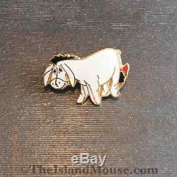 Very Rare Vintage Disney Eeyore Yesteryear Winnie the Pooh Pin (UC1643)