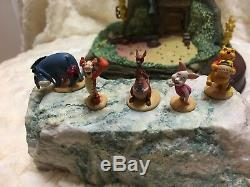 WDCC Enchanted Places Winnie the Pooh & the Honey Tree POOH BEAR'S HOUSE Box