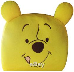 Winnie The Pooh 10 item car accessory set seat covers, seat belts, neckrest etc