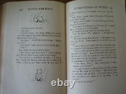 Winnie The Pooh -1926, 1st Edition, 1st Printing, rare book, children's classic