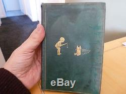 Winnie The Pooh A. A. Milne First Edition 1926 Rare Item Please Read