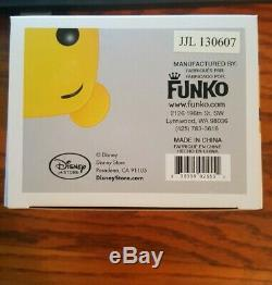 Winnie The Pooh Flocked Pop SDCC 2012 Convention Exclusive