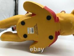 Winnie The Pooh and Tigger Disney BIG FIG Statue HTF Great Price! RARE Retired