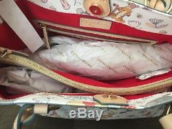 Winnie The Pooh tote Dooney And Bourke Brand New With Tags Disneyland SOLD OUT