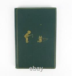 Winnie the Pooh AA Milne Ernest H. Shepard 1st Ed. Methuen 1926 with Facsimile DJ