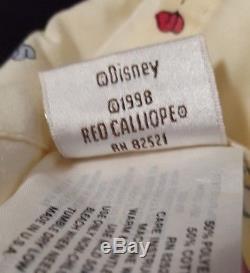 Winnie the Pooh Baby Bedding Comforter Bumper Valances Sheet Diaper Holder Set