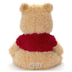 Winnie the Pooh Disney Hug Kyun Plush Toy Takara tomy limited japan gift