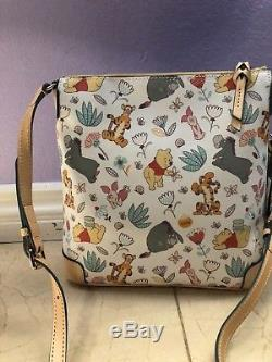 Winnie the Pooh Dooney and Bourke Crossbody Letter Carrier