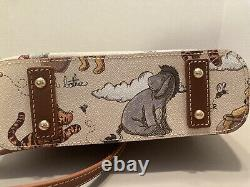 Winnie the Pooh Dooney and Bourke crossbody bag 2020 EUC