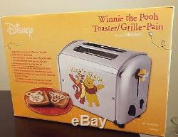 Winnie the Pooh Rise'n Shine Toaster