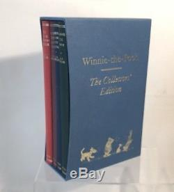 Winnie-the-Pooh The Collector's Edition 1968 Out of Print Vintage Rare