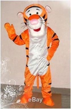 Winnie the Pooh Tigger hot selling Mascot Costume fancy dress Disney animal