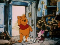 Winnie the Pooh and a Day for Eeyore on 16mm Film Vintage Disney Classic Carto