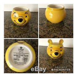 Winnie the pooh Tea pot set Excellent Condition Cardew Design LIMIT EDITIONS
