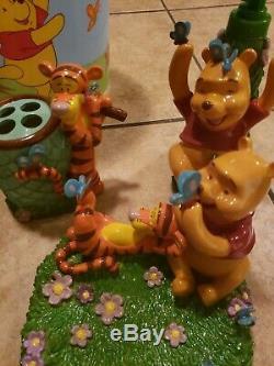Winnie the pooh bathroom set