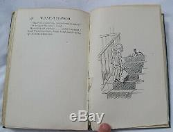 1926 1er Rare Édition Winnie L'ourson A A Milne 1st Printing Collectables
