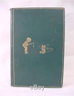 1926 Rare 1ère Édition Winnie L'ourson A La Première Impression