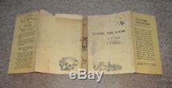 1926 Winnie L'ourson Par A. A. Milne, Original Dj ', Illustré Par E. Shepard