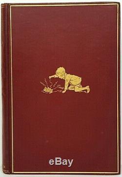 1926 Winnie L'ourson Set Disney Ours Premier Uk Ed 1re Année Impression A Child A Milne