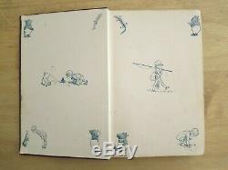 1927 Édition Maintenant, Nous Sommes Six De A A Milne. Winnie The Pooh Premier. 1er / 2eme Impression