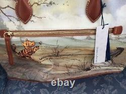 2020 Disney Parks Dooney & Bourke Winnie The Pooh Tote Purse Bag T.n.-o.
