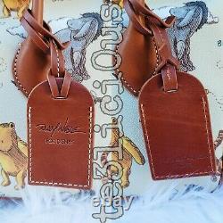2020 Parcs Disney Dooney & Bourke Winnie The Pooh Crossbody Sac Satchel