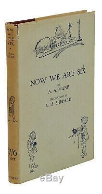 3 Winnie L'ourson Books A. A. Première Milne Uk Edition Toutes Les 1er Prints 1926 Aa
