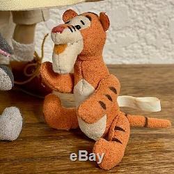 7.5 Kish Riley Dj Sous Le Nom De Christopher Robin & Winnie The Pooh Tigrou Piglet & Eeyore