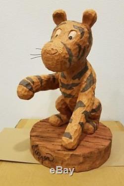 75ème Figurine Disney Winnie L'ourson Classique Tigger Figurine Statue Grande Figue New Nr