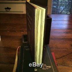 A. A. Milne Easton Press - Livres De Volume En Cuir 4 Volumes - Collectionneur Winnie L'ourson