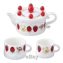 Afternoon Tea Tokyo Disney Resort Winnie La Tasse De Thé Pot Pooh Gâteau Ensemble