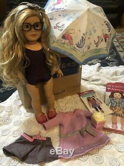 American Girl Doll Lot Vêtements Poupée Winnie L'ourson Umbrella Doll Taille & More