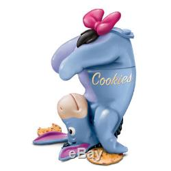 Bourriquet Disney Winnie L'ourson Bocal Cookie Home Decor Bradford Exchange