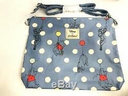 Cath Kidston Disney Winnie L'ourson Carryall Bébé Nappy Bouton Sac-ballon Spot
