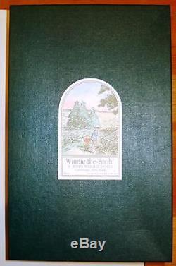 Christopher Robin Et Winnie L'ourson John R. Wright Disney Nouveau Dans La Boîte Avec Coa