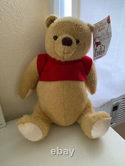 Christopher Robin Movie Pooh/tigger/eeyore/piglet/kanga & Roo Ensemble De Peluches De 5