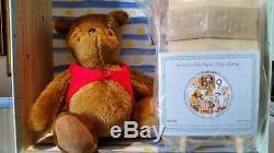 Classique Winnie L'ourson Édition Limitée Royal Doulton Coffret Cadeau (# 1934 De 5000)