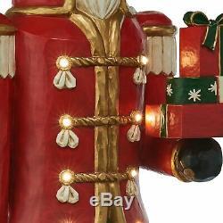 Coffret De Casse-noisettes Soldat 23 Lumières Led Décoration De Noël