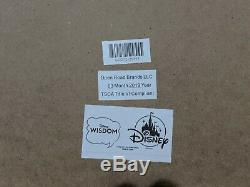 Collection D'aventures Murales April Porclet De La Collection Disney Wisdom, Édition Limitée N ° 4 Sur 12