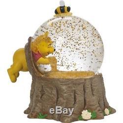 Collection Limitée Disney Christopher Robin Winnie L'ourson Boule À Neige